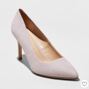 A New Day Gemma Lavender Pointed Toe Pump